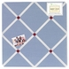 Sweet JoJo Designs Come Sail Away Fabric Memo Board