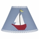 Sweet JoJo Designs Come Sail Away Lamp Shade