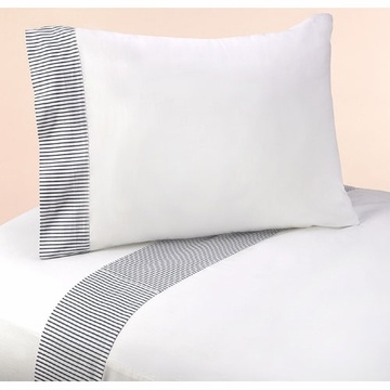 Sweet JoJo Designs Come Sail Away Twin Sheet Set