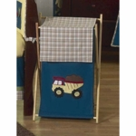 Sweet JoJo Designs Construction Zone Hamper