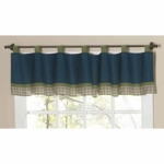 Sweet JoJo Designs Construction Zone Window Valance
