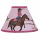 Sweet JoJo Designs Cowgirl Lamp Shade