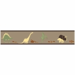 Sweet JoJo Designs Dinosaur Land Wall Border