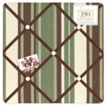 Sweet JoJo Designs Ethan Fabric Memo Board