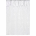 Sweet JoJo Designs Eyelet White Shower Curtain
