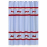 Sweet JoJo Designs Firetruck Shower Curtain