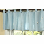 Sweet JoJo Designs Go Fish Window Valance