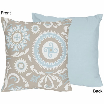 Sweet JoJo Designs Hayden Decorative Throw Pillow