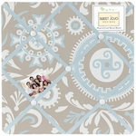 Sweet JoJo Designs Hayden Fabric Memo Board
