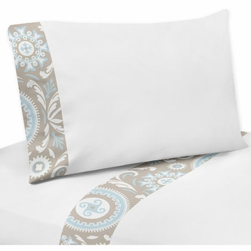 Sweet JoJo Designs Hayden Twin Sheet Set