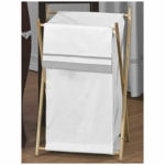 Sweet JoJo Designs Hotel White & Gray Hamper