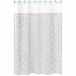 Sweet JoJo Designs Kenya Shower Curtain