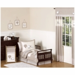 Sweet JoJo Designs Lamb 5 Piece Toddler Bedding Set