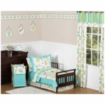 Sweet JoJo Designs Layla 5 Piece Toddler Bedding Set
