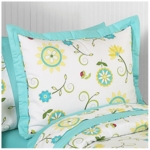 Sweet JoJo Designs Layla Pillow Sham