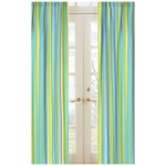 Sweet JoJo Designs Layla Stripe Window Panels