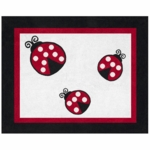 Sweet JoJo Designs Little Ladybug Rug
