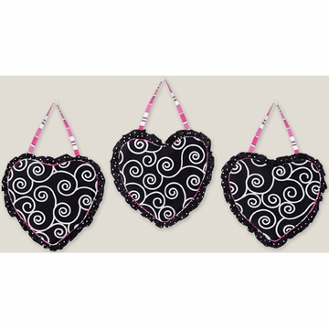 Sweet JoJo Designs Madison Wall Hangings