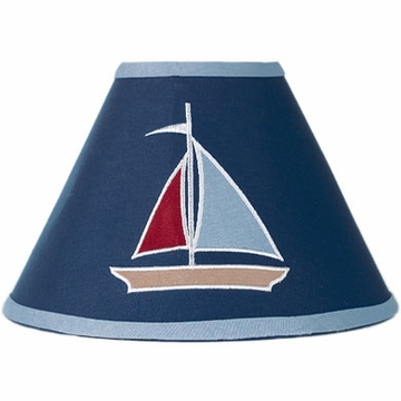 Sweet JoJo Designs Nautical Nights Lamp Shade