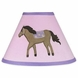 Sweet JoJo Designs Pony Lamp Shade