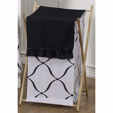 Sweet JoJo Designs Princess Black & White Hamper