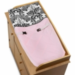Sweet JoJo Designs Sophia Changing Pad Cover