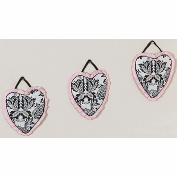 Sweet JoJo Designs Sophia Wall Hangings