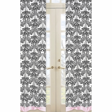 Sweet JoJo Designs Sophia Window Panels - Set of 2