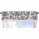 Sweet JoJo Designs Sophia Window Valance