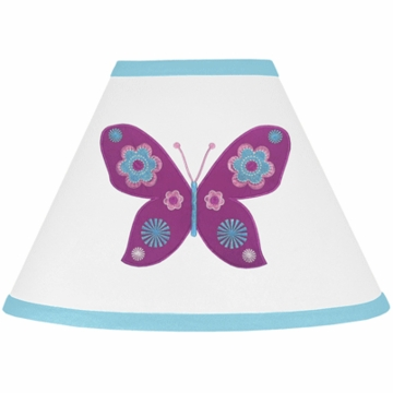Sweet JoJo Designs Spring Garden Lamp Shade