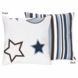 Sweet JoJo Designs Starry Night Throw Pillow