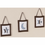 Sweet JoJo Designs Starry Night Wall Hangings