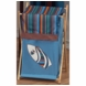 Sweet JoJo Designs Surf Blue & Brown Hamper