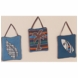 Sweet JoJo Designs Surf Blue & Brown Wall Hangings