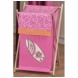 Sweet JoJo Designs Surf Pink & Orange Hamper