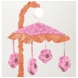 Sweet JoJo Designs Surf Pink & Orange Musical Mobile