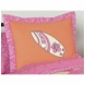 Sweet JoJo Designs Surf Pink & Orange Pillow Sham