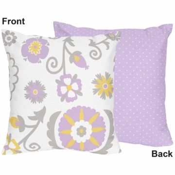 Sweet JoJo Designs Suzanna Decorative Throw Pillow