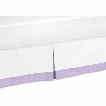 Sweet JoJo Designs Suzanna Toddler Bed Skirt