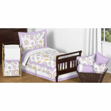Sweet JoJo Designs Suzanna Toddler Bedding Set
