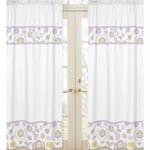 Sweet JoJo Designs Suzanna Window Panels - Set of 2