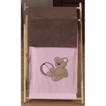 Sweet JoJo Designs Teddy Bear Pink Hamper