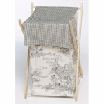 Sweet JoJo Designs Toile Hamper