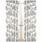 Sweet JoJo Designs Toile Window Panels