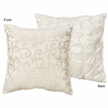 Sweet JoJo Designs Victoria Decorative Throw Pillow