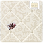 Sweet JoJo Designs Victoria Fabric Memo Board
