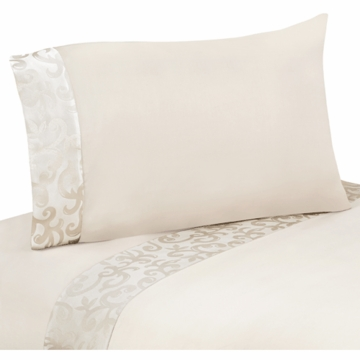 Sweet JoJo Designs Victoria Twin Sheet Set