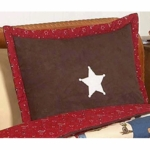 Sweet JoJo Designs Wild West Cowboy Pillow Sham