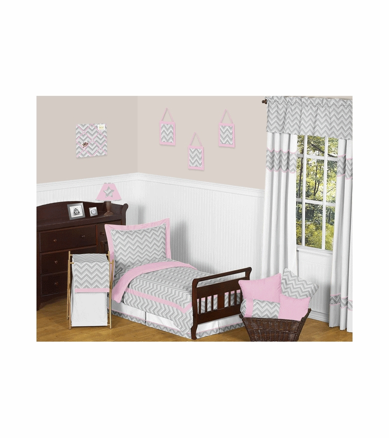 sweet jojo toddler bedding set 1
