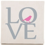 Sweet Potato Addison Wall Art - LOVE